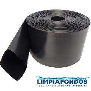 Manguera Backwash-Vacio Negra 10 a 25 mts